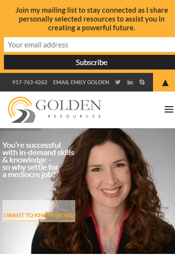 Golden Resources – Career Leadership Coaching (1)