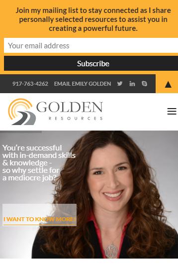 Golden Resources – Career Leadership Coaching (1)